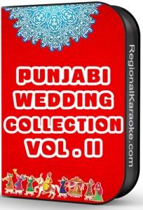 Punjabi - Wedding Collection Vol.2 - MP3
