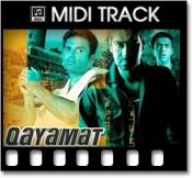 Qayamat Qayamat  - MIDI