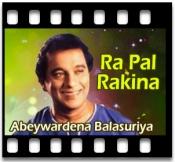 Ra Pal Rakina  - MP3