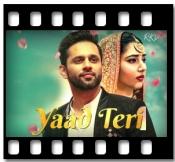 Yaad Teri - MP3 + VIDEO