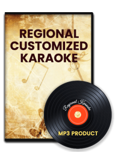 Regional Customized Karaoke MP3