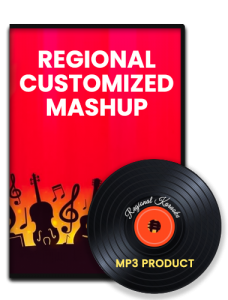 Regional Customized Mashup - MP3