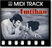 Ruk Jana Nahin Tu Kahin  - MIDI
