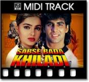Bholi Bhali Ladki - MIDI