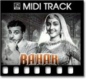 Saiyan Dil Mein - Original  - MIDI