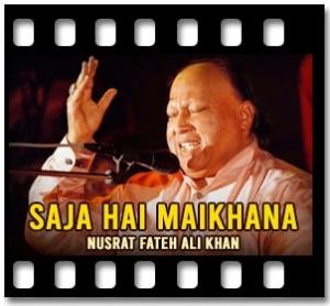 Saja Hai Maikhane - MP3