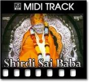 Sainath Tere Hazaro Haath - MIDI