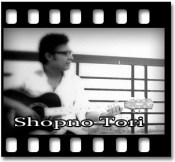Shopno Tori - MP3