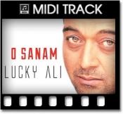 O Sanam - MIDI
