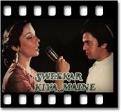 Chaand Ke Paas Jo Sitara Hai - MP3