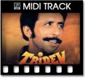 Raat Bhar Jaam Se - MIDI