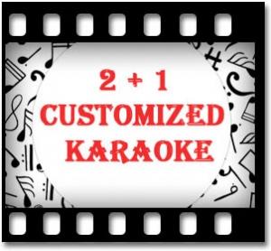 Customized MP3 - 2 + 1