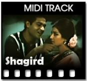 Wo Hai Zara Khafa Khafa  - MIDI
