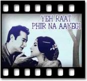 Main Shayad Tumhare Liye Ajnabi Hoon - MP3