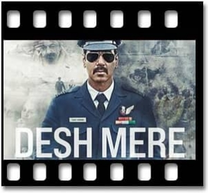 Desh Mere Karaoke MP3
