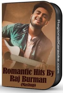 Romantic Hits By Raj Burman (Mashup) - MP3