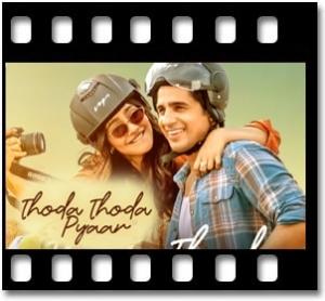 Thoda Thoda Pyar Karaoke MP3