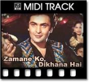 Dil Lena Khel Hai Dildaar Ka - MIDI